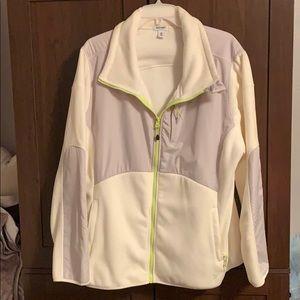 Ladies light weight jacket.
